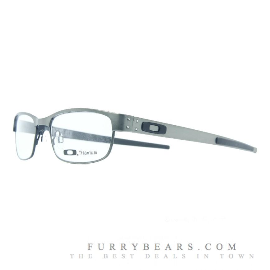 Oakley Metal Plate Light Prescription Glasses