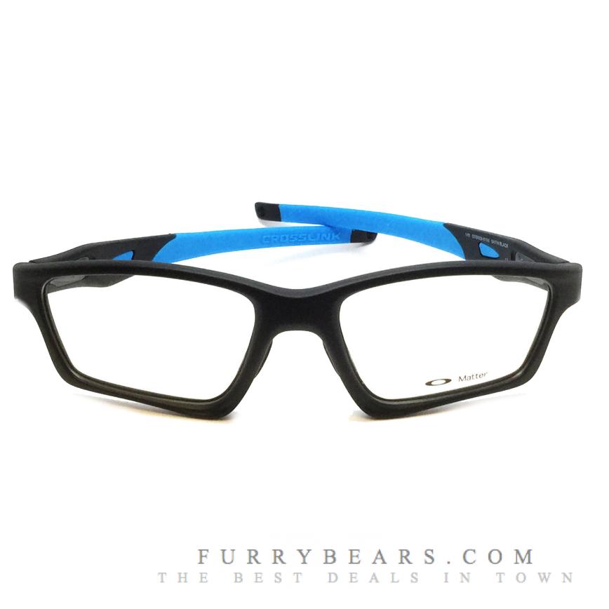 oakley prescription sunglasses glasgow  oakley crosslink sweep prescription