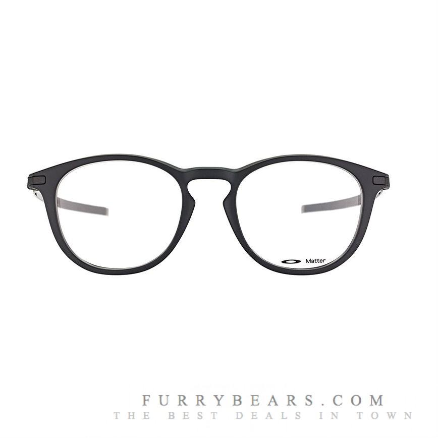 Deringer Oakley 2016 White Frame Black Lens
